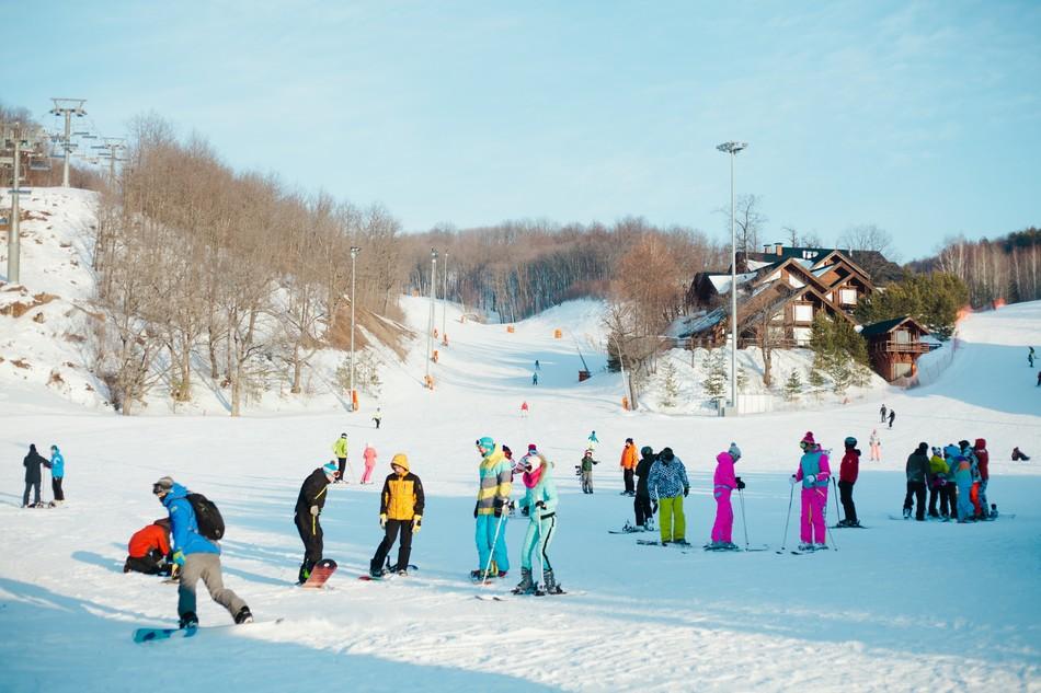 Мы в десятке лучших горнолыжных курортов!