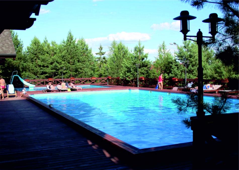 1-4 августа закрыт летний бассейн Оздоровительного комплекса