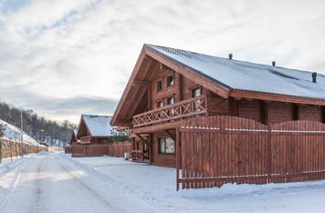 Альпийский дом для 2 человек