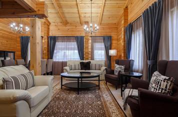 Улучшенные домики для 4 гостей