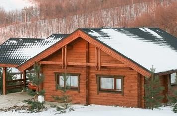 Улучшенные дома для 6 человек