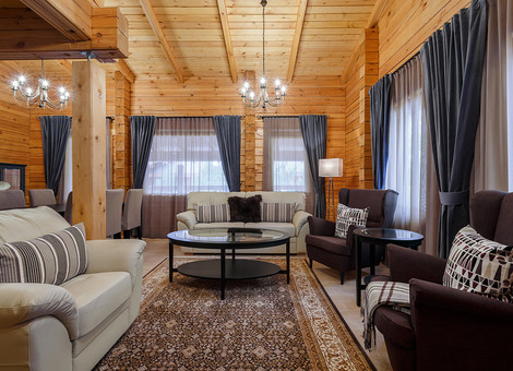 Улучшенные дома для 4 гостей