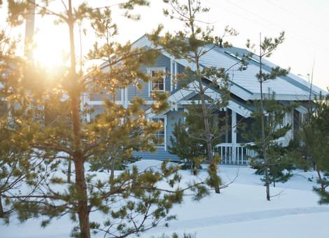 Альпийские дома для 6 человек