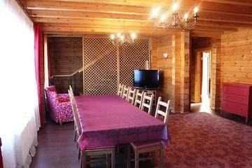 Альпийский дом для 12 человек