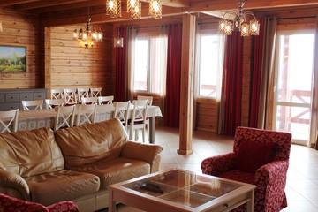 Альпийские дома для 18 человек