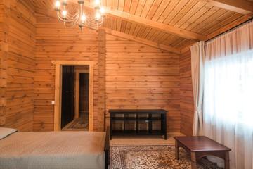 Улучшенные домики для 8 человек