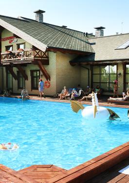 Летний бассейн открывается 21 июля
